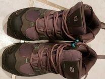 Ботинки Salomon. Размер 38