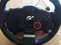 Руль - Logitech Driving Force GT