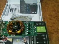 Видеокарта Ge Forke 9600 GSO Sonik 384 MB — Товары для компьютера в Новосибирске