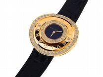 Золотые часы с бриллиантами 2.20ct Bvlgari