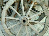Хомут и колеса