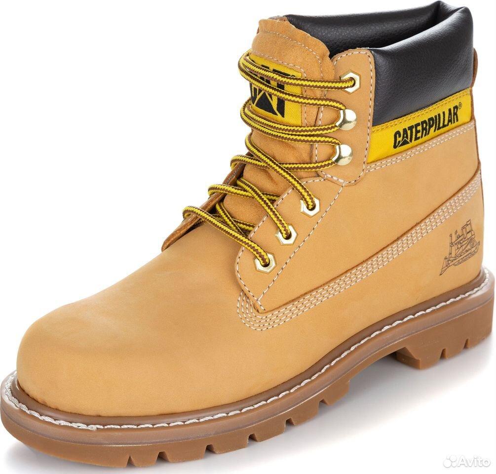 Новый ботинки Caterpillar Colorado  89112927260 купить 1