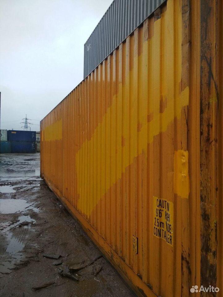Морской контейнер 45 футов  89013734855 купить 5