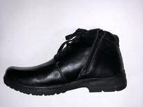 Оптом Ботинки зимние из натуральной кожи