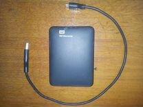 WD Elements SE Portable. wdbuzg5000ABK
