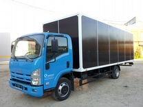 Изотермический фургон на Газель