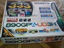 6 ядер - 3.3 GHz/16 GB DDR3 1600MHz/890gpa-ud3h