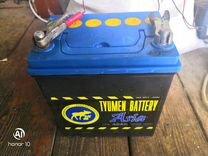 Аккумулятор для Daewoo Matiz 40 Ач Tyumen Battery