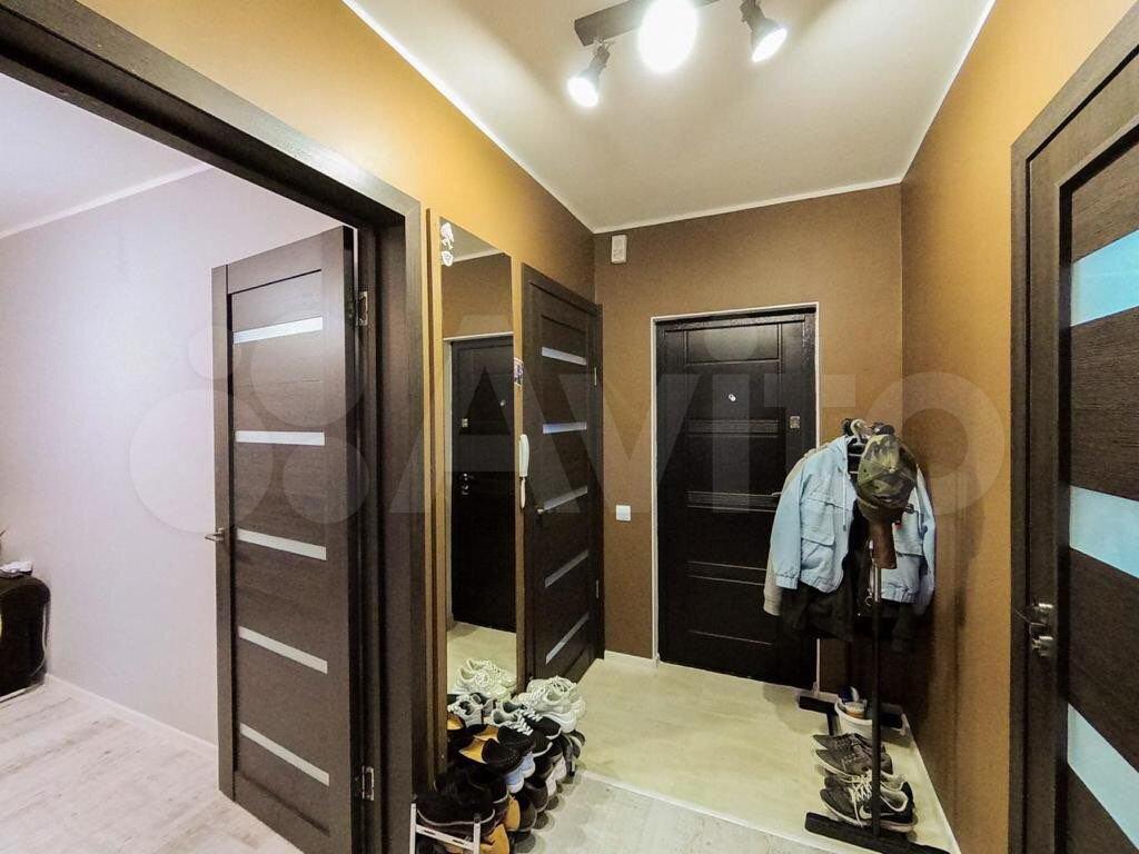 1-к квартира, 35 м², 2/9 эт.
