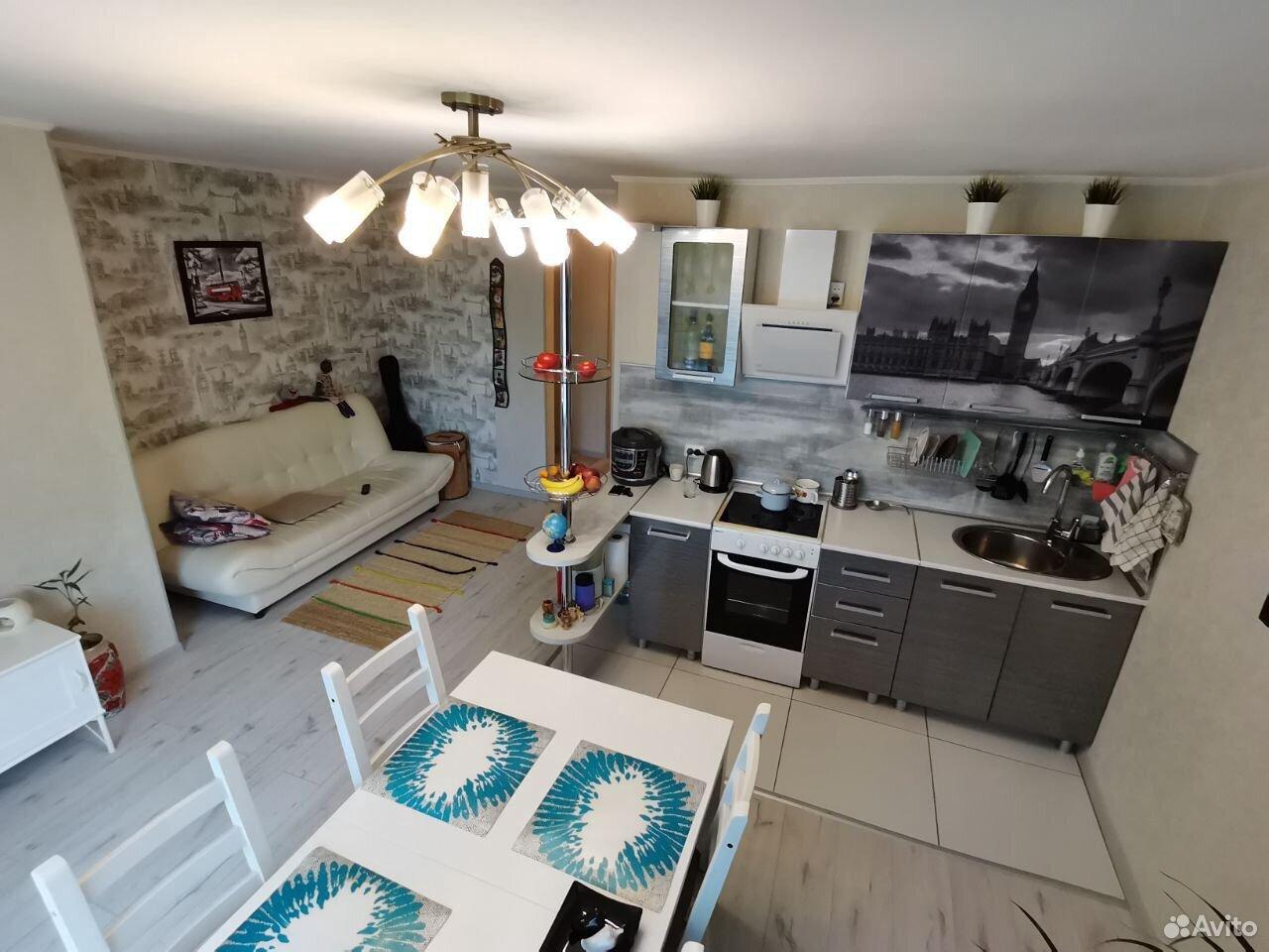 2-к квартира, 50.6 м², 3/5 эт.  89602101130 купить 1