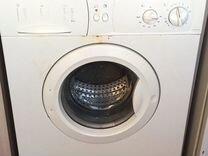 WG421TX стиральная машина indesit — Бытовая техника в Казани