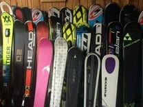 Горные лыжи из Европы в наличии — Спорт и отдых в Екатеринбурге