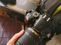 Nikon D3200 18-105 VR Kit