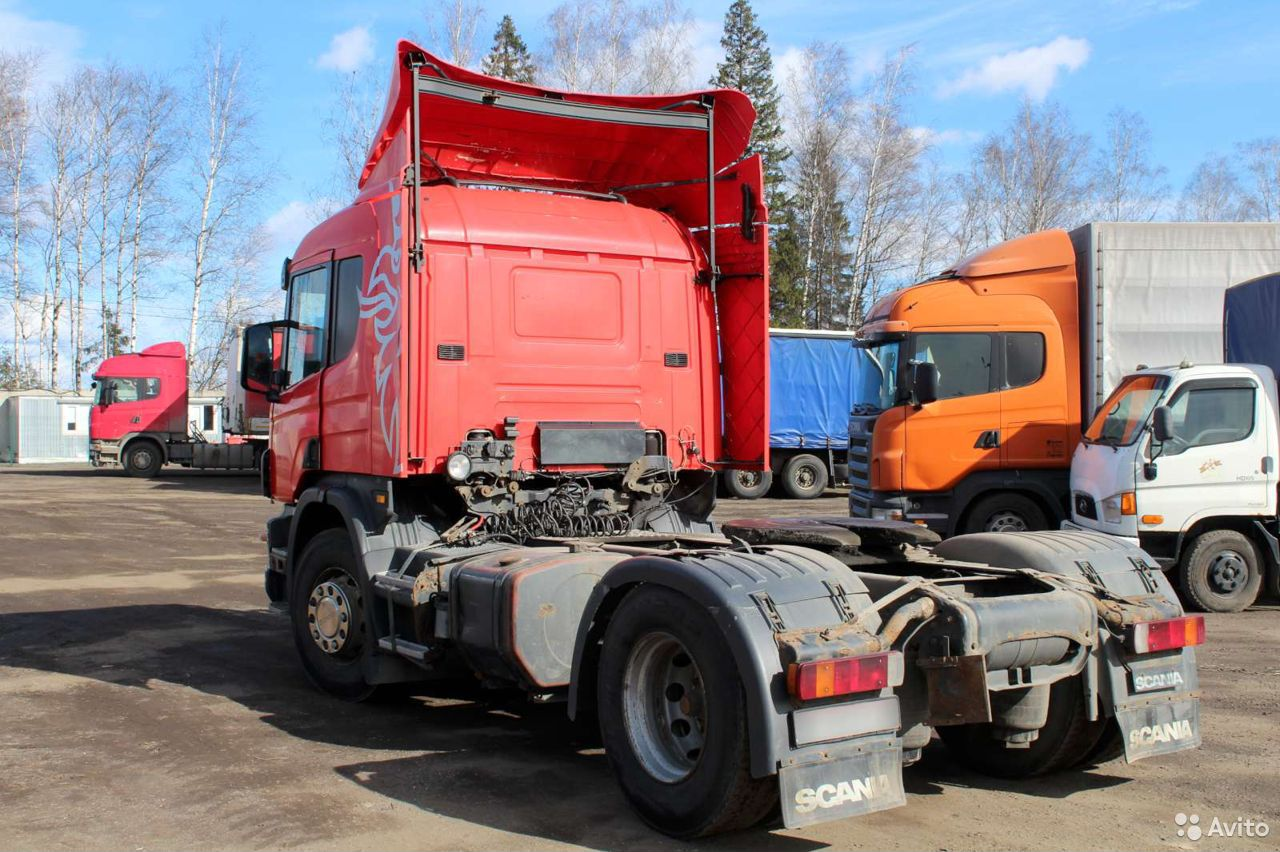 Scania p114  89677739432 купить 5