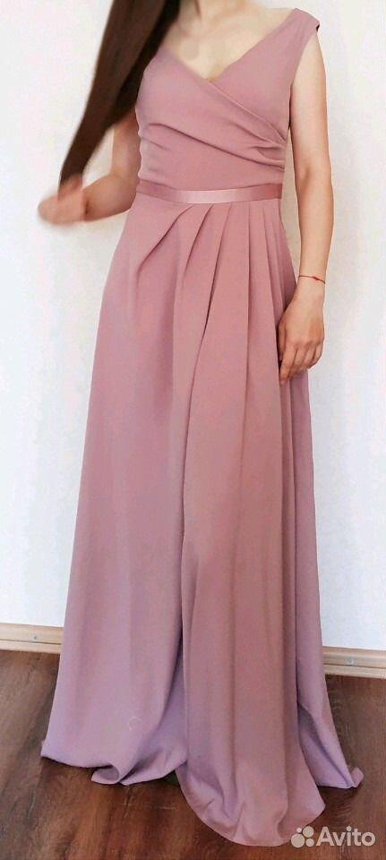 Платье длинное, новое, вечернее праздничное  89644620877 купить 1