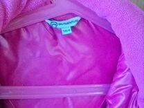 Теплая куртка.Рост 164 — Одежда, обувь, аксессуары в Краснодаре